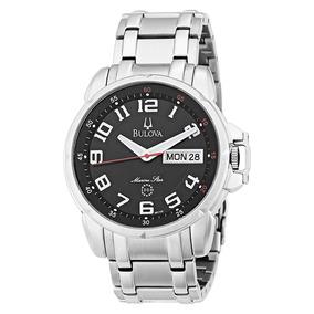 c35f00cae04 Bulova Marine Star Prata Ref. 96c100 - Relógios De Pulso no Mercado ...