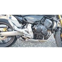 Ponteira Curta Inox Hornet/cbr 600f (2008 Á 2014) +dbkiller