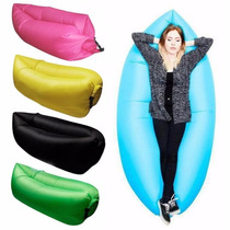 Sillon Cama Inflable Lazy Bag Lamzac Hangout Kaisr Laybag