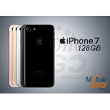 Iphone 7 128gb 4g Libres Rosa+ Semi Nuevo+ Boleta+ Regalo!