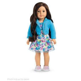 American Girl Truly Me. Doll Num. 55. Boneca.