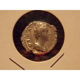 Antique, Denario Romano De Plata Diva Faustina 141 A/d