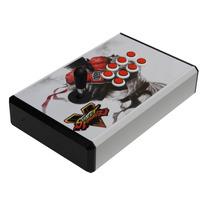 Controle Arcade Ps4, Ps3 E Pc (controle Com Fio Usb)