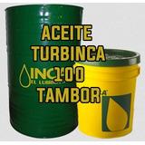 Aceite Tambor Turbolub 100 Turbinca 100 Incaoil 208 Litros