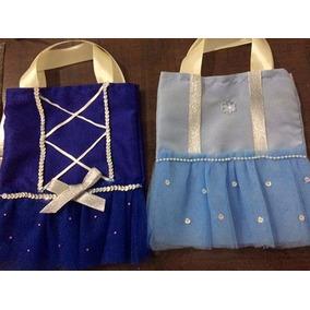 Bolsitas Carteritas Princesas Souvenirs Pack 10 Unidades