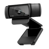 Camara Logitech Hd Pro Webcam C920 Full Hd 1080p 15mp
