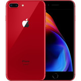 Apple Iphone 8 Plus 256gb A11 4g Red Rojo Edicion Limitada