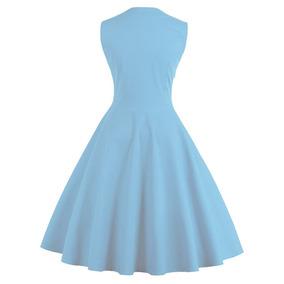 feb6e0668 Vestidos Madrina Xl - Vestuario y Calzado Azul acero en Mercado ...