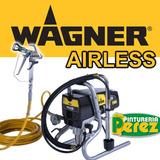 Equipo Para Pintar Airless Wagner Prospray 3.20 Aleman