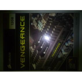 Memoria Ram Corsair Vengeance 12 Gb (3 X 4gb) Ddr3