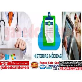 Software Consultorios Historias Expedientes Citas Medicas