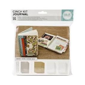 Scrapbook The Cinch Kit Journal Diario 80 Hojas Papel Rayado