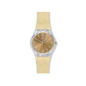 Reloj Swatch Ge242c Sunblush Gold Para Mujer