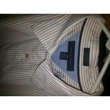 Camisa De Vestir Tommy Hilfliger Xl 10/10