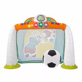 Juguete Arco De Futbol Chicco Luces Y Sonidos