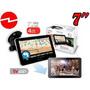 Gps 7 + Tv Digital, Mapas, Video Musica, Sd Auto Microlab