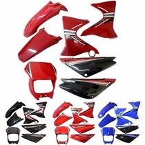Kit De Carenagem Adesivado - Yamaha Xtz 125 - Até 2008