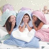 Frazada Bolsa De Dormir Infantil Palette Corderito Abrigo