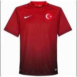 Camisa Da Selecao Da Turquia 2018 - Camisas de Seleções de Futebol ... 672aa38978b26