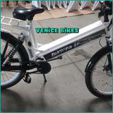 Venice Bikes Bicicleta Elétrica Scooter Br Fábrica Nacional
