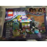 Lego Friends Parque De Atracciones: Máquina Recreativa