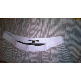 Pollera Tableada De Kevingston Talle M