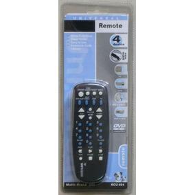 Control Remoto Rca Rcu404 Para Cualquier Marca De Tv,dvd
