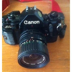 Cámaras Fotográficas Canon A1 Y F1