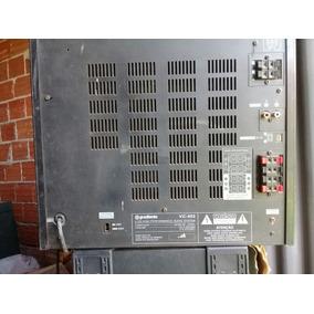 Micro System Gradiente Vc-403 (c/defeito Para Tirar Peças)