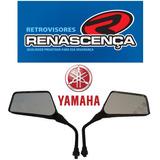 Retrovisor Yamaha Rd/rdz 125/135 Original Renascença (par)