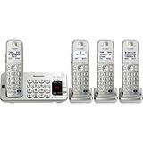 Telefono Inalambrico Panasonic 3 Auxiliares Muchas Funciones