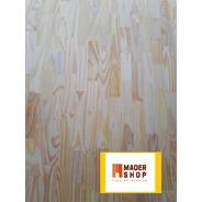 Tabla P/amazar Pino Sin Nudos De 3 Cms Esp X 0,60 X 1,00 Mts - Mader Shop