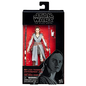 Star Wars Black Series Figura Rey Jedi Training