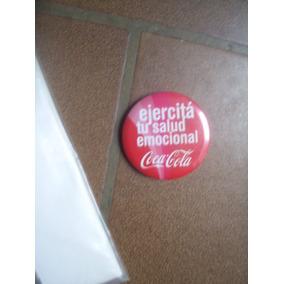 Pin 2008 Argentina Coca Cola Ejercita Tu Salud Emocional