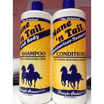 Kit Mane N Tail Shampoo+ Condicionador 946 Ml