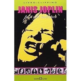 Livro Janis Joplin Atanasio Cosme