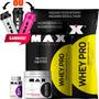 Kit Anabolismo Muscular The Rock - Max Titanium