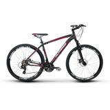 Bicicleta Alfameq Zahav Aro 29 Quadro 19 24 Marchas Disco