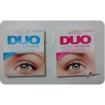 Pegamento Pega Duo Para Pestañas Postizas Maquillaje Ojo