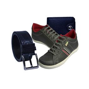 Presente Dia Dos Pais Presente Barato Sapato, Carteira Cinto