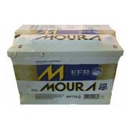 Bateria Moura Mf72ld 12v 72ah  Sistema Efv Start Stop