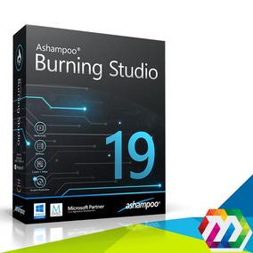Ashampoo Burning Studio 19 Ativação Vitalícia