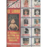 Revista Radiolandia 2000 Año 1984 Marilyn Monroe - Bochin1
