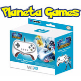 Joystick Pro Pad Pokken Tournament Wii U Nuevos Caja Cerrada