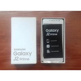 Samsung Galaxy J2 Prime Duos Plateado Liberado En Caja