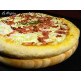 Pizzas 30cm Artesanales C/salsa (oferta)
