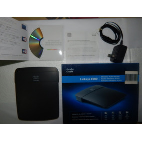 Linksys E900 v1.0 Router Windows