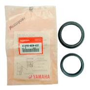2 Kit Reten Guardap Suspension Delantera Yzf 250 450 04 - 18
