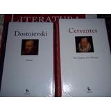 Grandes Autores De La Literatura, Lote De 2 Libros.