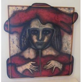 Par De Oleos Cuadros Pinturas Oscar Curtino Arte Moderno1980